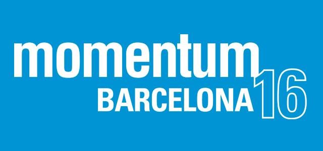 Momentum Barcelona 2016